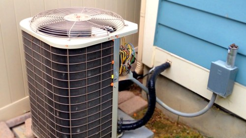 small resolution of problems that plague a central air conditioning system