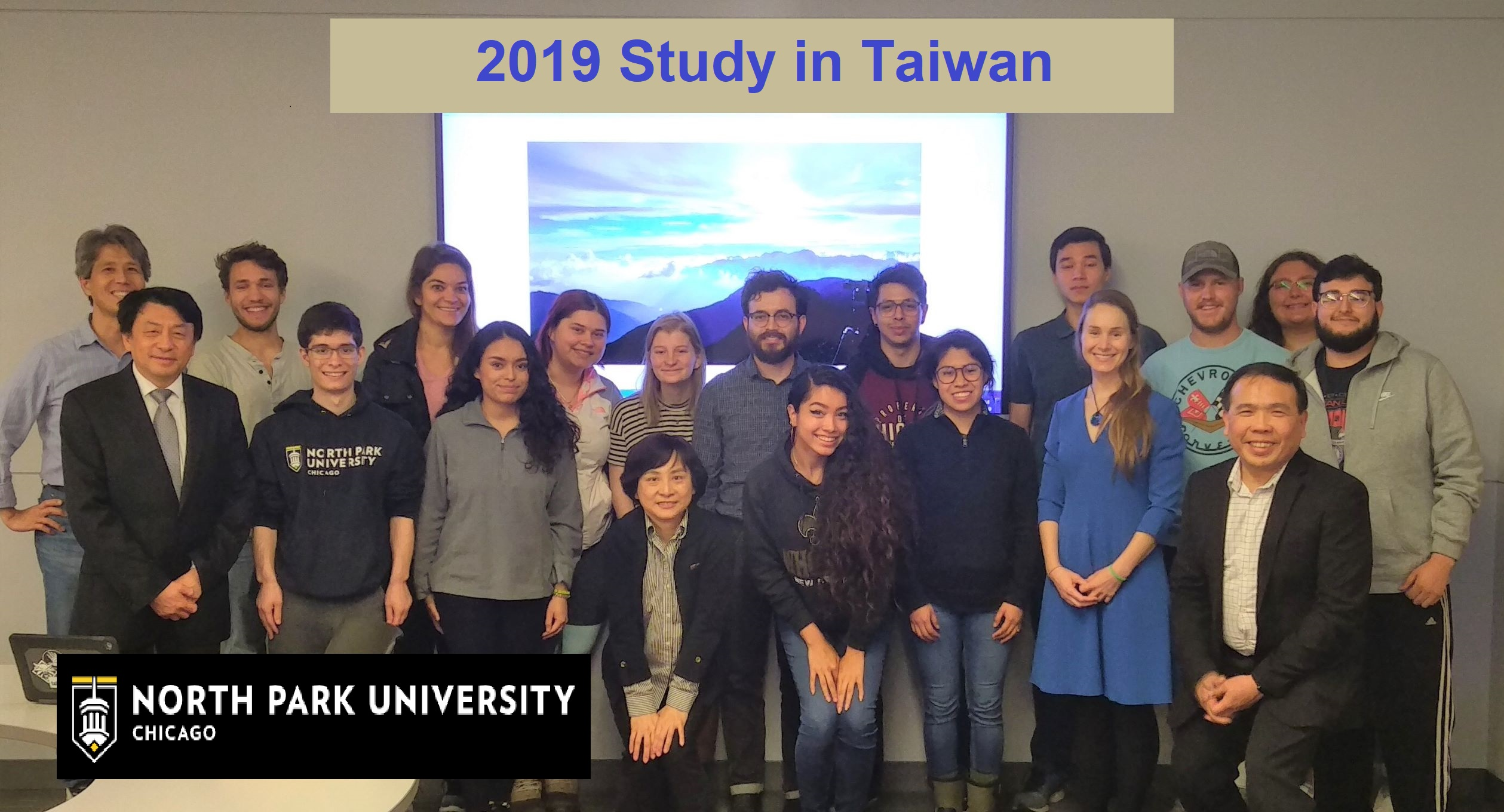 2019 North Park U_study in TW