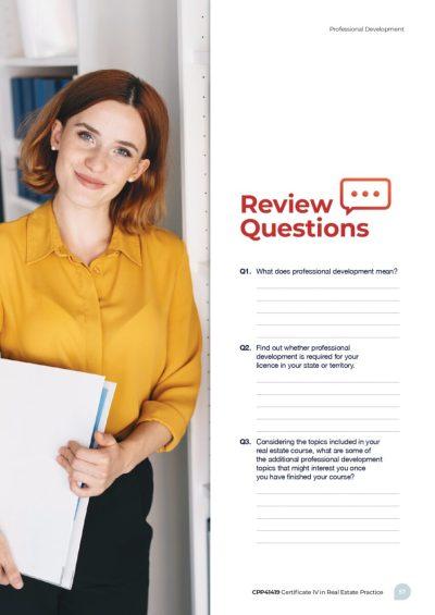 Real Estate Learner Guide 16