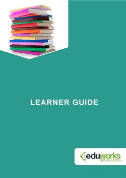 Learner Guide - CPPDSM4003A Appraise property