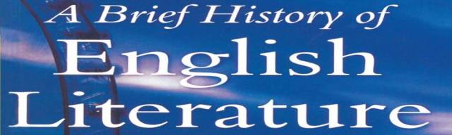 Download A Brief History of English Literature