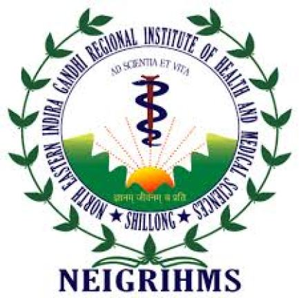 NEIGRIHMS Jobs 2019