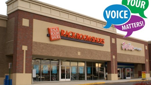 Rack Room Shoes Free Shoes For A Year Sweepstakes Survey