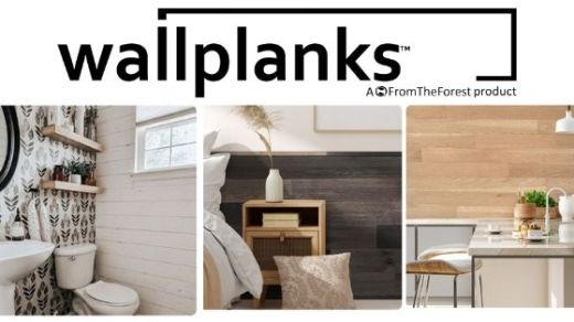 Wallplanks Spring Giveaway