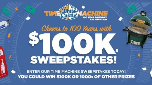 White Castle Instant Win Game & Sweepstakes