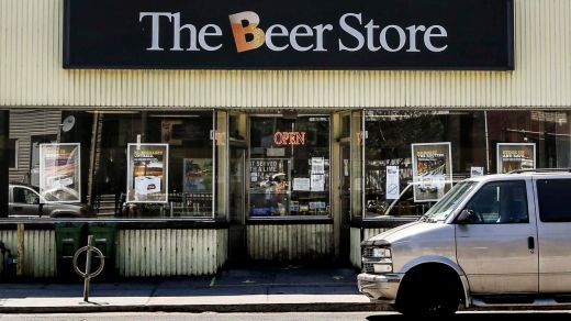 The Beer Store Beer for Business Contest