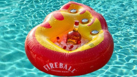 The My Fireball Friday Summer Sweepstakes