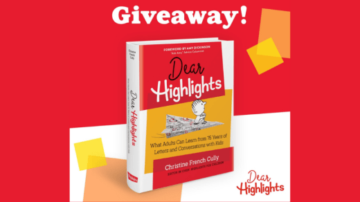 Dear Highlights Giveaway
