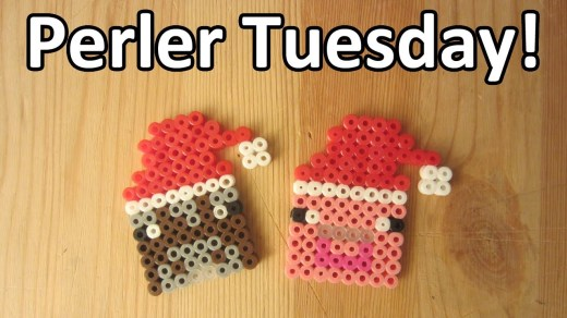 National Perler Day Giveaway