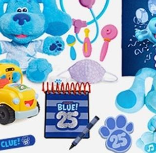 Blues Clues & You 25th Anniversary Sweepstakes