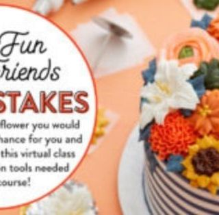 Wilton Fall Fun with Friends Sweepstakes