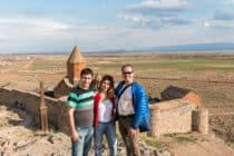 Khor Virap Klooster / Armenië