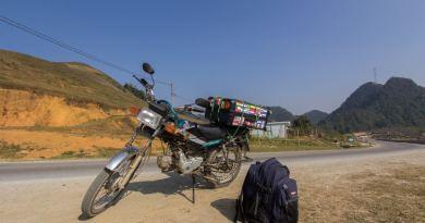 Vietnam on a bike? Take a Honda Win! - www.edvervanzijnbed.nl/en/