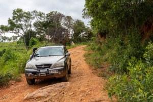 D30 ten oosten van Chiweta / Malawi