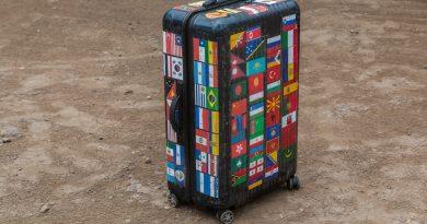 Na 100 landen te hebben bezocht is mijn koffer bijna vol - www.edvervanzijnbed.nl