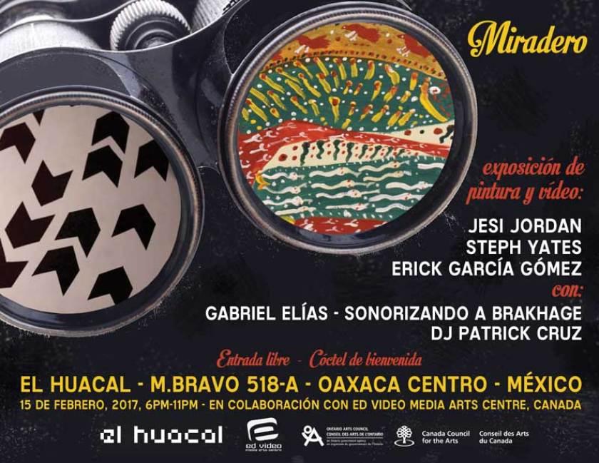 Miradero poster