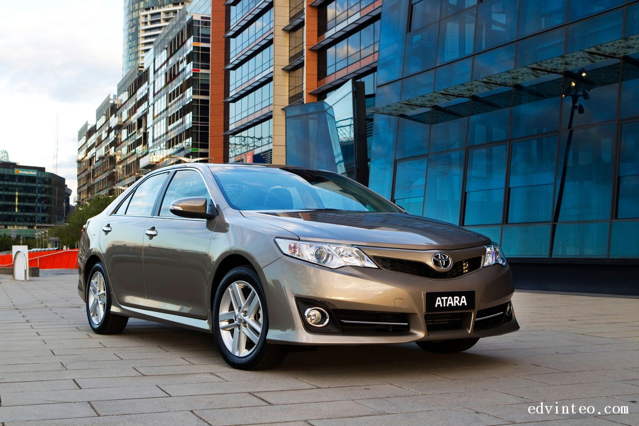 toyota all new camry 2012 yaris trd sportivo 2017 indonesia edvinteo your impression my attitude and