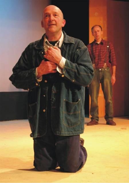Edward Alderton Theatre  Of Mice and Men March 2003