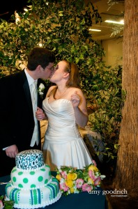 Wedding picture for Emily of Evolving PF