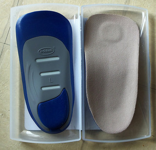 Dr. Scholl's Custom Orthotics are a popular cushioned insole but are not worth the money