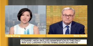 Ed Conard on Bloomberg TV's Daybreak Asia