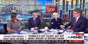 MSNBC Morning Joe_WSJ op-ed