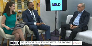 Debating the Impact of GOP Tax Cuts and How They're Paying for Themselves on Bold TV
