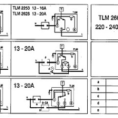 220 Volt Wiring Diagram 2002 Ford Windstar Fuse Buy Sunvic Tlm2253 20a(9a) +3 To +27o C Room Thermostat - Edwardes