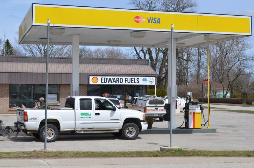 edward fuels Kincardine