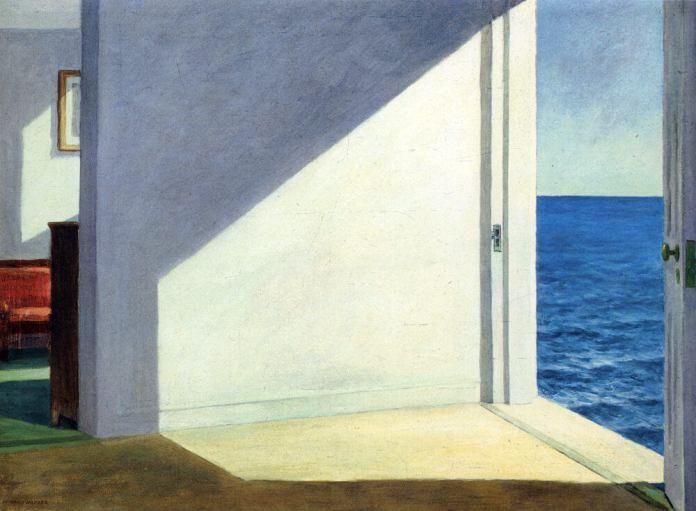 edward hopper rooms by the sea anlamı nedir ile ilgili görsel sonucu