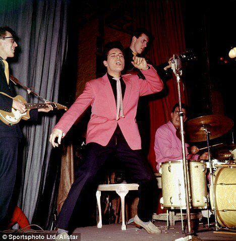 Image result for elvis presley and cliff richards
