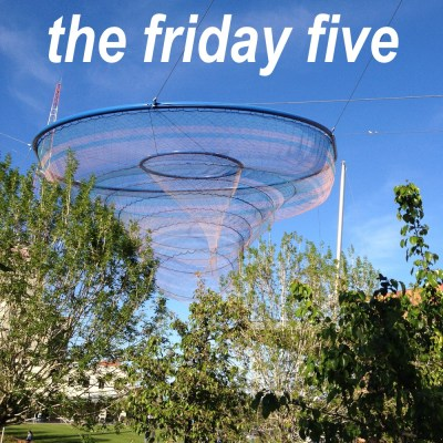 friday five logo