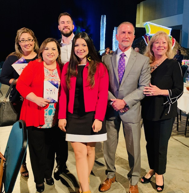 Proud sponsor of the City of McAllen State of the City Address