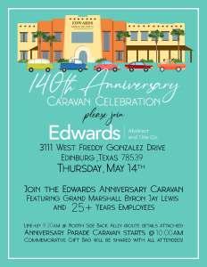 140th Anniversary Caravan Celebration