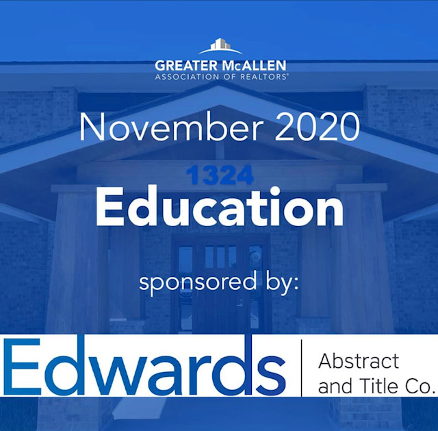 November Continuing Education with GMAR