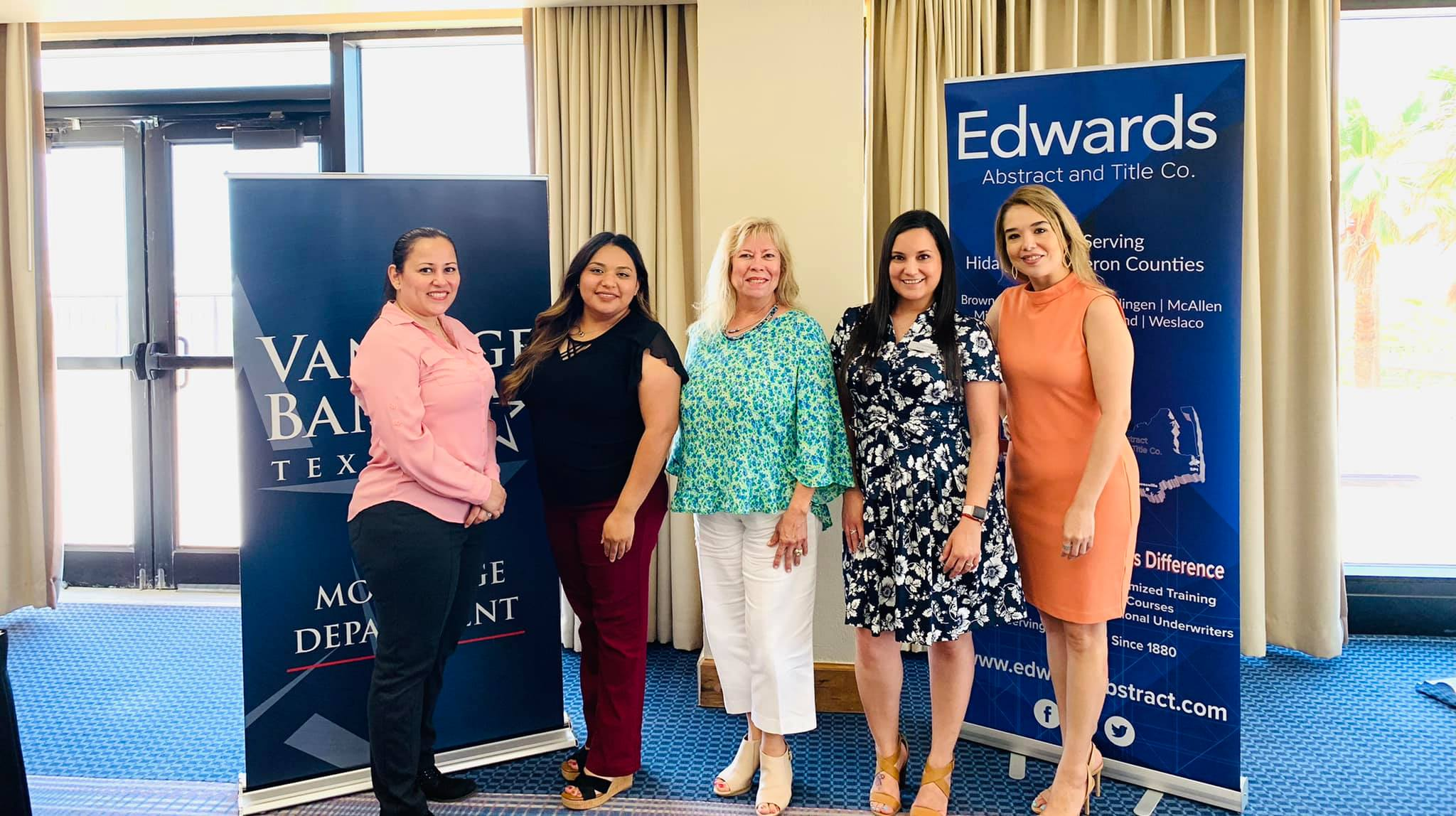 Edwards SPI & Vantage Bank Showcase Latest Products and Services