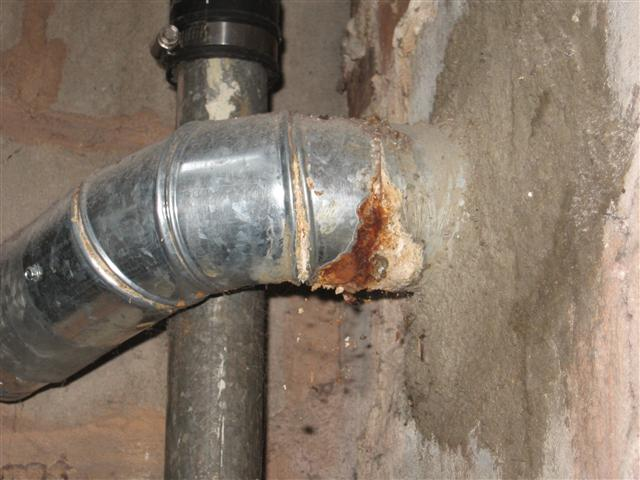 Water Heater Exposed Wiring Waypoint Property Inspection