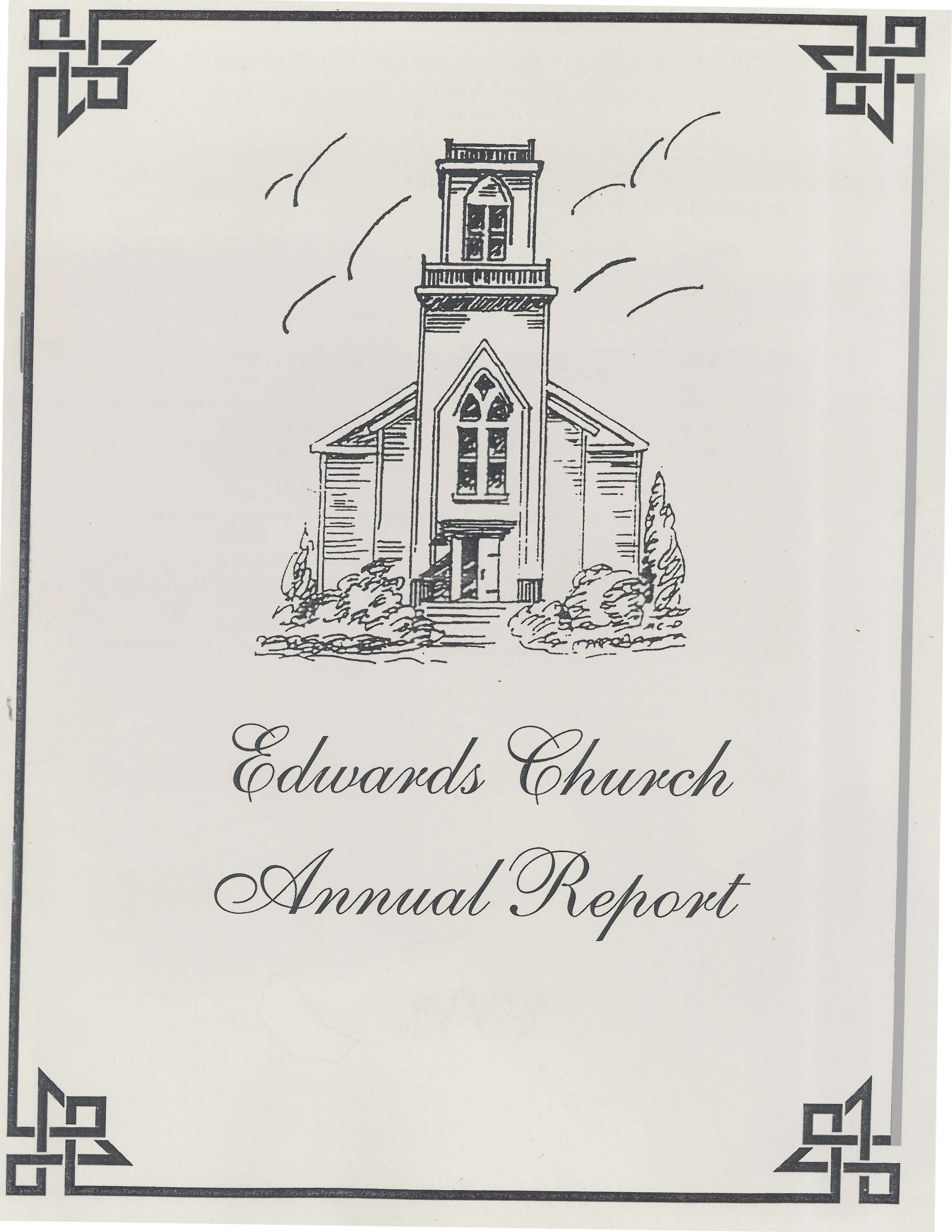 Reports « Music at Edwards Church