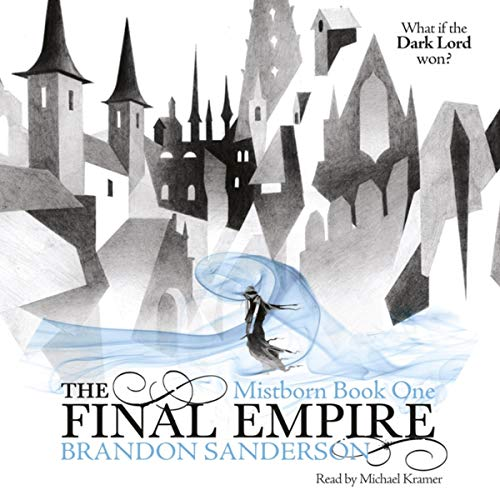 The Final Empire Book Cover