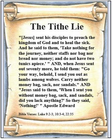 Kuvahaun tulos haulle Tithes lies
