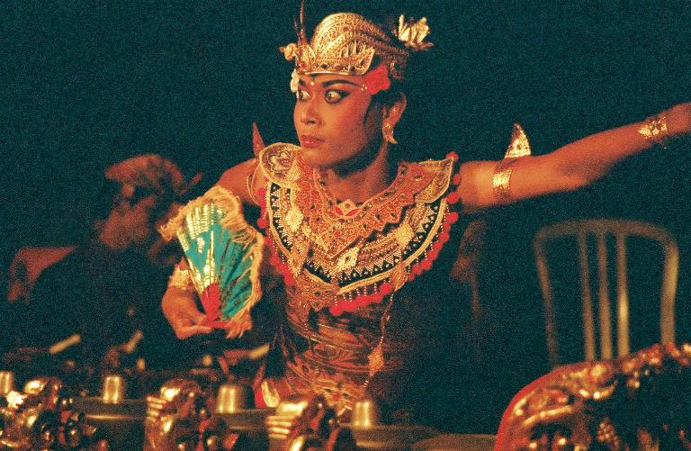 dances of bali