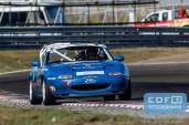 Dick van Rij - Mazda MX5 - Mazda MaX5 Cup - DNRT Super Race Weekend - Circuit Park Zandvoort