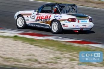 Timo Wagenaar Humelinck - Mazda MX5 - Mazda MaX5 Cup - DNRT Super Race Weekend - Circuit Park Zandvoort