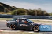 Paul Huyse - Emile Thonen - Porsche 944 - ADPCR - DNRT Super Race Weekend - Circuit Park Zandvoort