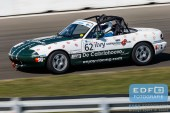 Evelin Dorses - Mesnach Broekhorst - Mazda MX5 - Mazda MaX5 Cup - DNRT Super Race Weekend - Circuit Park Zandvoort