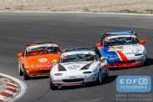 Timo Wagenaar Hummelinck - Frenk en Leo Vollebrecht - JEN Racingteam 1 - Mazda MX5 - Mazda MaX5 Cup - DNRT Super Race Weekend - Circuit Park Zandvoort