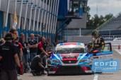 Dennis de Borst - Martin de Klein - FEBO Racing Team Ferry Monster Autosport - Seat Sport Leon Cup Racer - Supercar Challenge - Gamma Racing Day TT-Circuit Assen