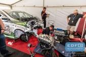 Motorwissel - Wiebe Wijtzes - EMG Motorsport - Renault Clio 3 - Supercar Challenge - Gamma Racing Day TT-Circuit Assen