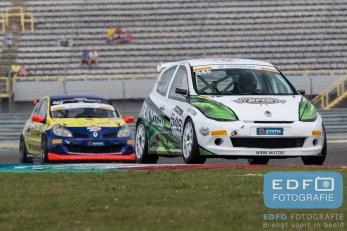 Wiebe Wijtzes - EMG Motorsport - Renault Clio 3 - Supercar Challenge - Gamma Racing Day TT-Circuit Assen