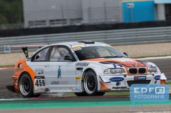 Marcel van de Maat - Peter Schreurs - BS Racing Team - BMW E46 GTR - Supercar Challenge - Gamma Racing Day TT-Circuit Assen